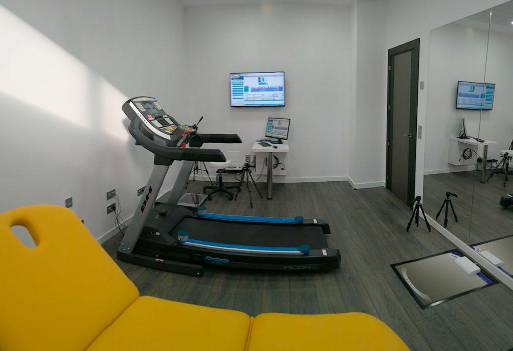 Sala de Biomecánica